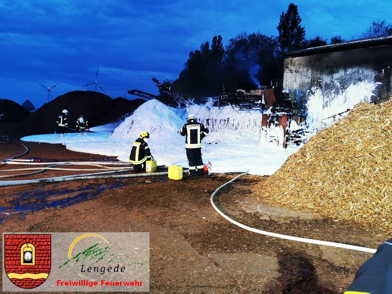 Brandeinsatz 2